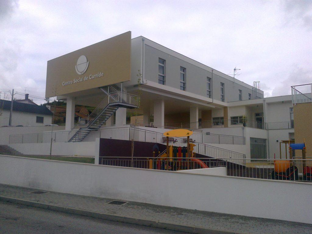 Centro Social de Carnide construído pela Soteol em 2012