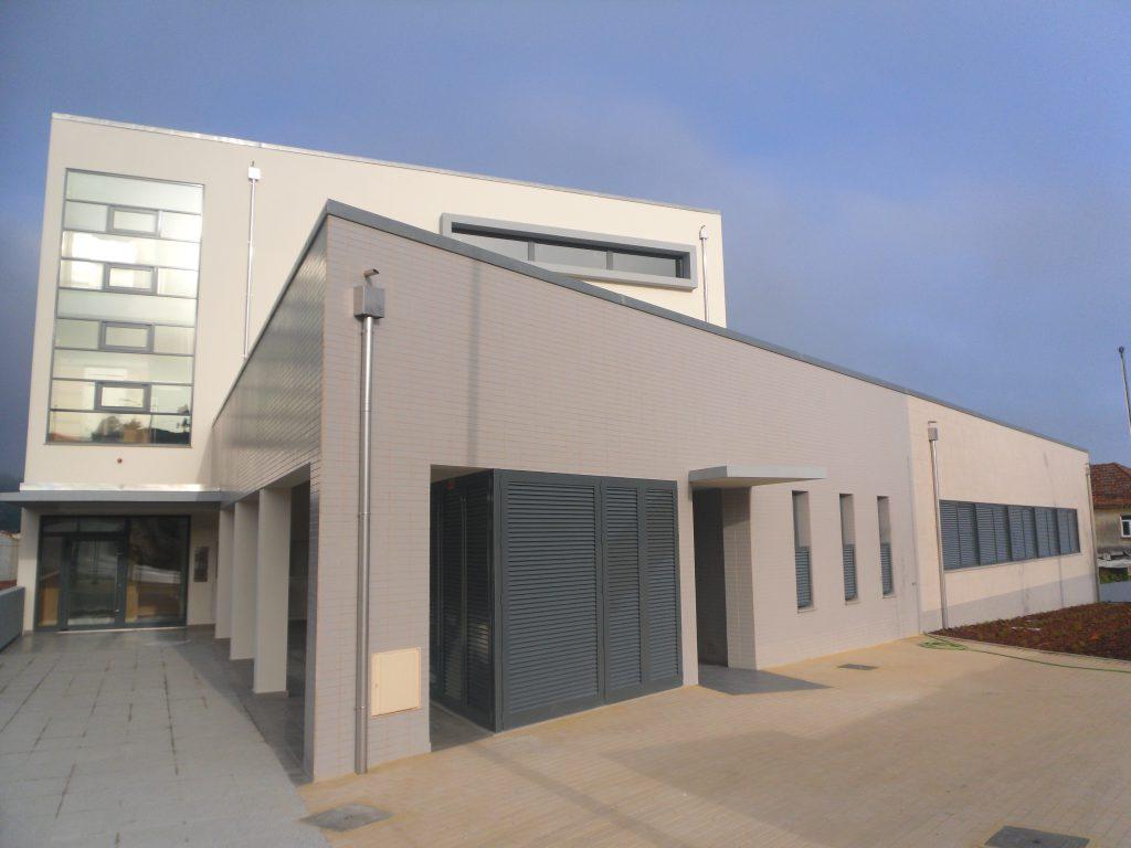 Junta de Freguesia de Ceira construída pela Soteol em 2012