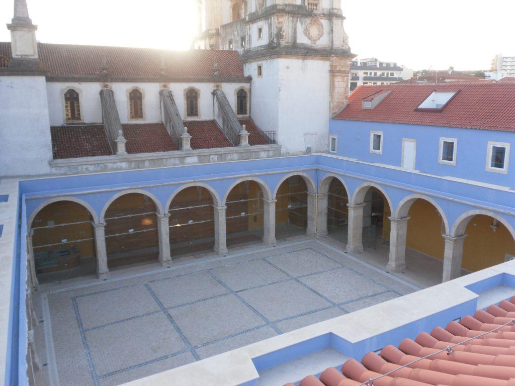 Convento S. Agostinho em Leiria construído pela Soteol em 2014
