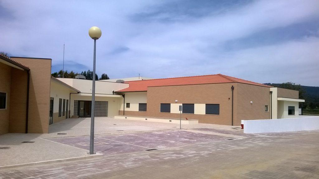 Cooperativa de Educação e Reabilitação de Cidadãos Inadaptados de Castanheira de Pêra construído pela Soteol em 2014