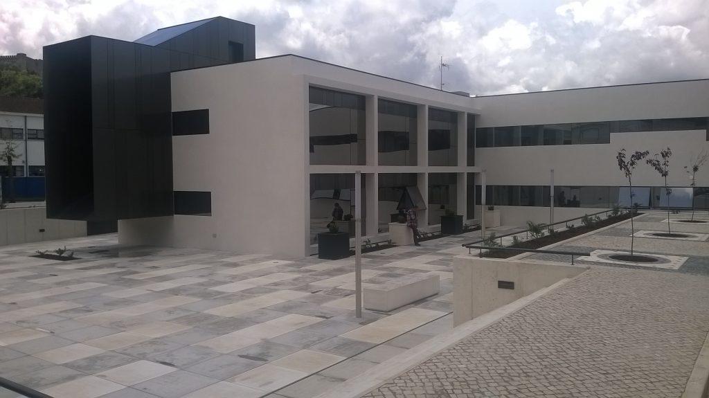 Centro de Saúde de Pombal construído pela Soteol em 2016