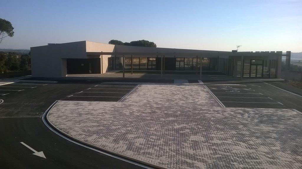 Centro Social de Vila Verde construído pela Soteol em 2017