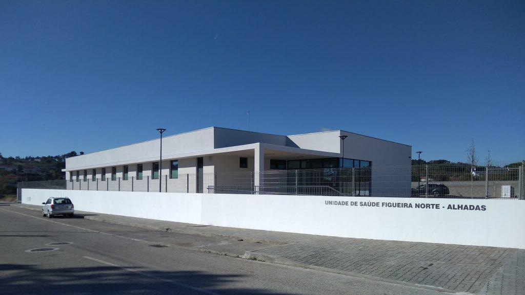 Unidade de Saúde Figueira Norte construído pela Soteol em 2017